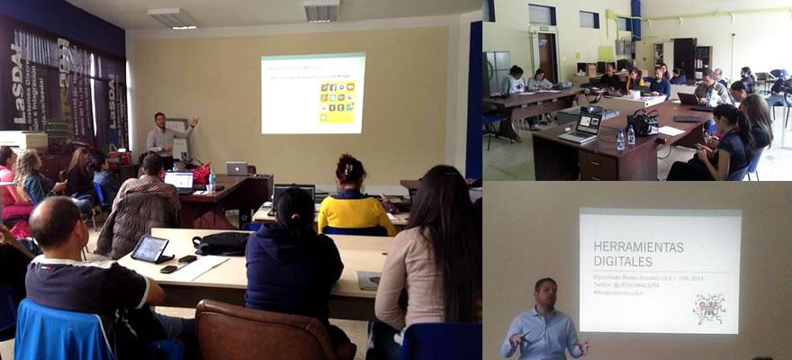 Diplomado Redes Sociales Universidad de los Andes