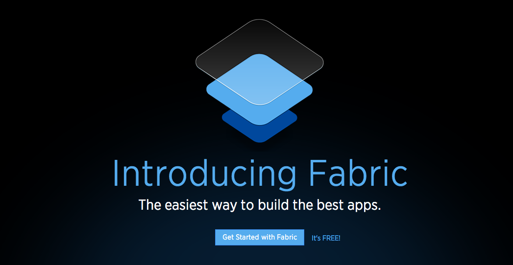 Fabric by Twitter