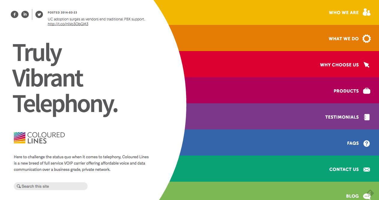 7 Tendencias inevitables en Diseño Web para 2015