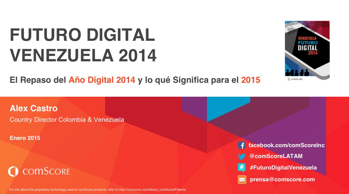 Futuro Digital Venezuela 2014