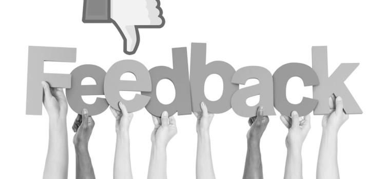 Feedback negativo en Social Media, 7 tácticas para aprovecharlo