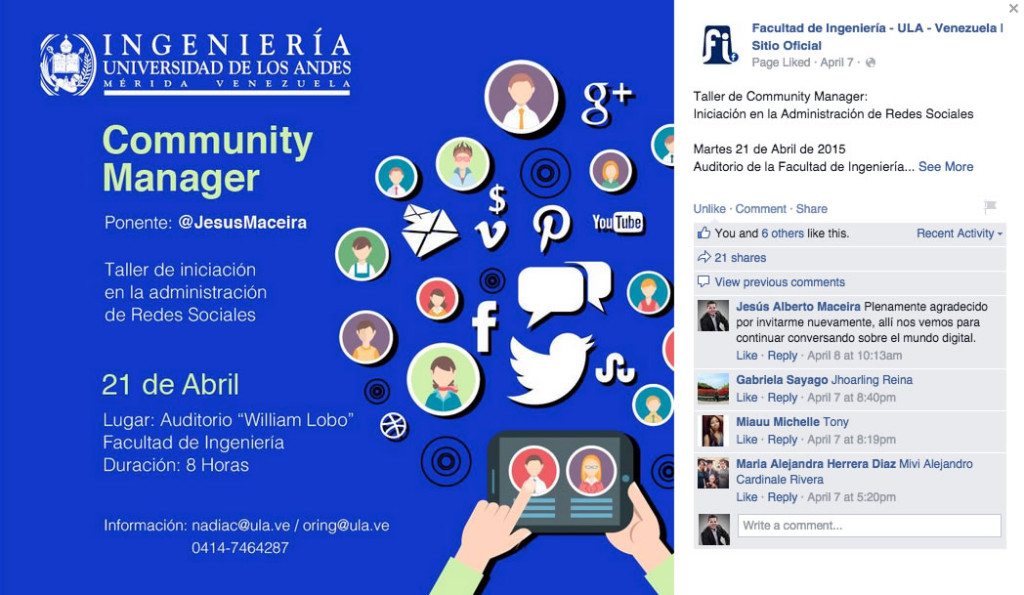 Taller Community Management Básico