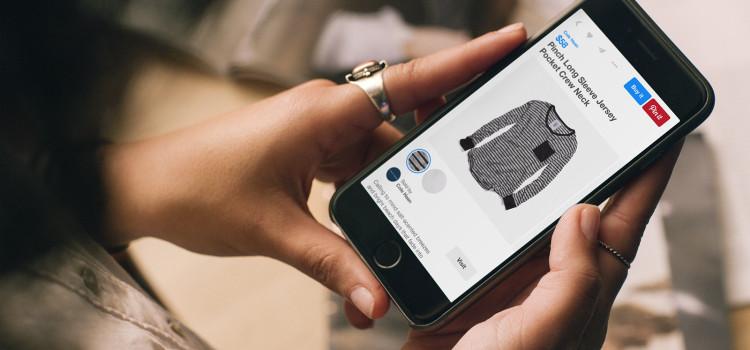 """Vienen los """"Pines de compra"""" en dispositivos iPhone y iPad"""