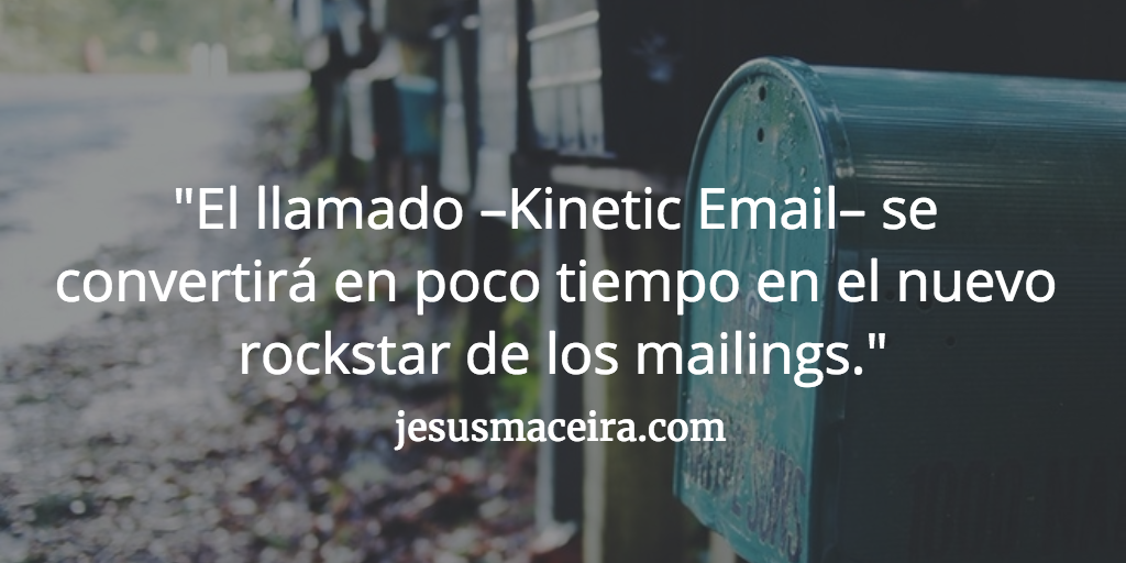 El Kinetic Email