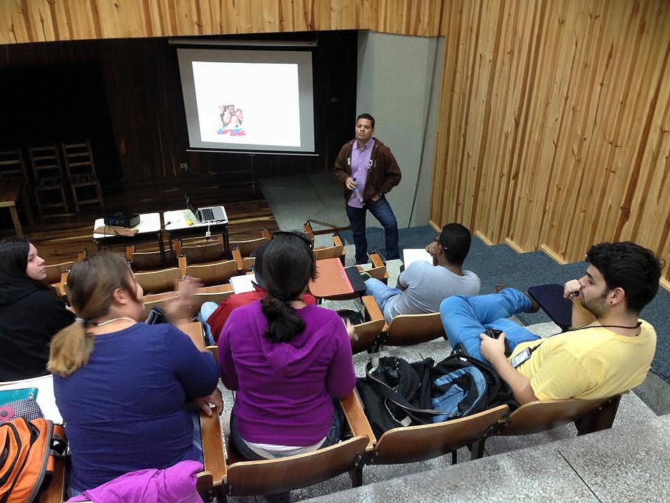 Diplomado Redes Sociales ULA Mérida ABRIL 2016