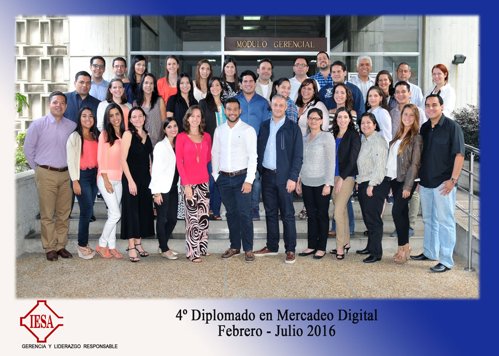 Diplomado Inbound Marketing Digital IESA JULIO 2016