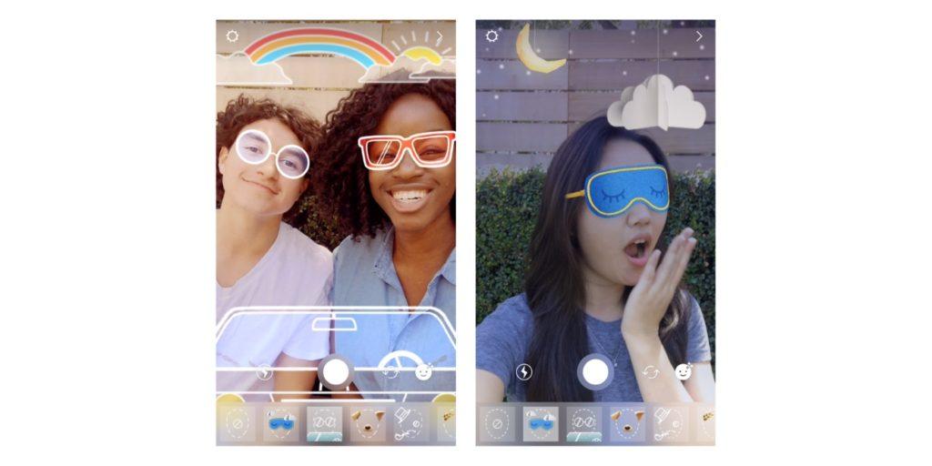 Novedades de Facebook y nuevos filtros de Instagram
