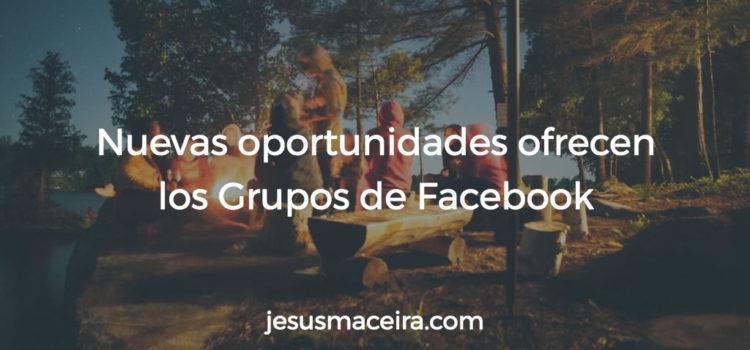 Los grupos de Facebook ofrecen nuevas oportunidades a las marcas
