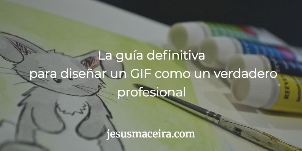 Diseñar un GIF como un profesional
