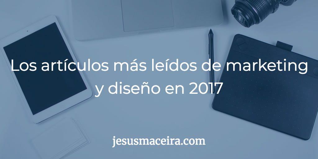 Los artículos más leídos en 2017