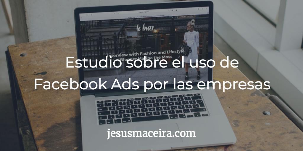 Facebook Ads reporte de Metricool