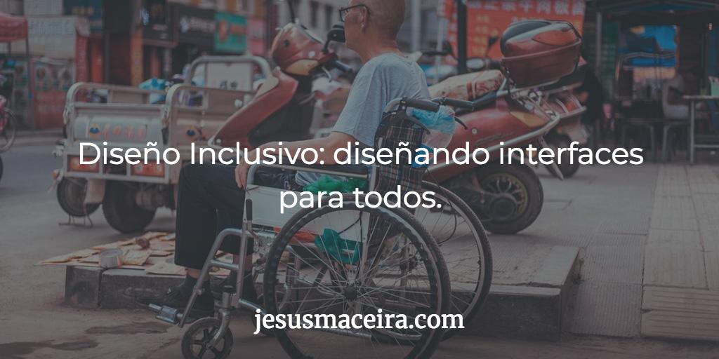 diseño inclusivo: para todos