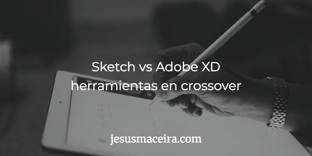 Sketch vs Adobe XD