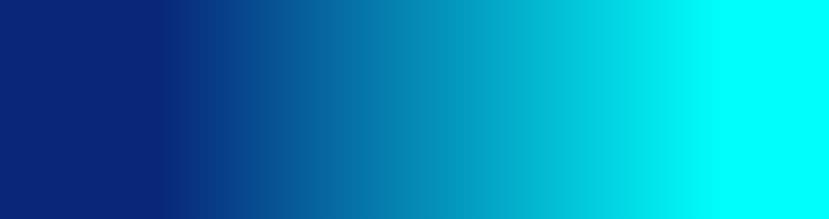 gradiente colores analogos