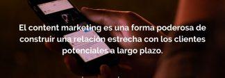 Content marketing: cómo mejorar el reconocimiento y visibilidad de marca