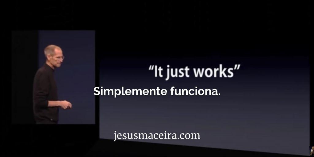 marketing de Steve Jobs